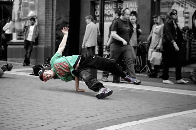 break dance break dancer city performance